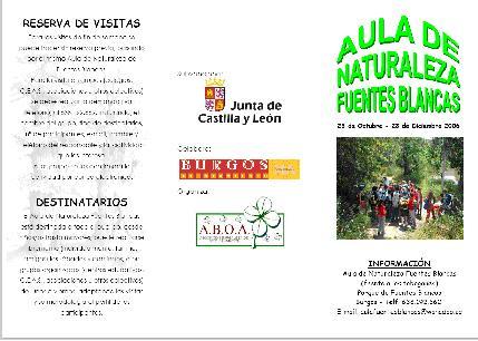 AULAS DE NATURALEZA